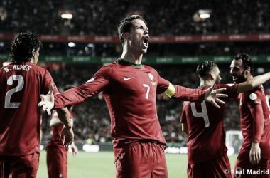 La Portugal de Cristiano Ronaldo golpea primero