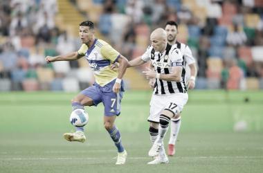 Cristiano Ronaldo tem gol anulado no fim e Udinese busca empate diante da Juventus