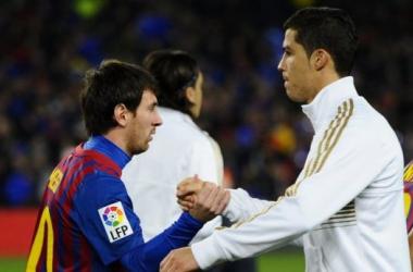 Messi y Cristiano, una de las máximas rivalidades en el deporte (Foto: Google)