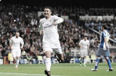 Liga BBVA: «Hat-trick» de Ronaldo em nova goleada merengue