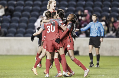 Portland Thorns earn a victory on the road against Chicago | Source: Craig Mitchelldyer