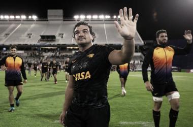 Agustín Creevy deja Jaguares