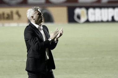 Hernán Crespo em São Paulo 9 a 1 4 de Julho (Rubens Chiri / São Paulo / FC / Divuilgação)