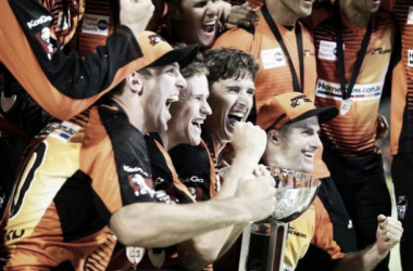 Third time's a charm for Scorchers