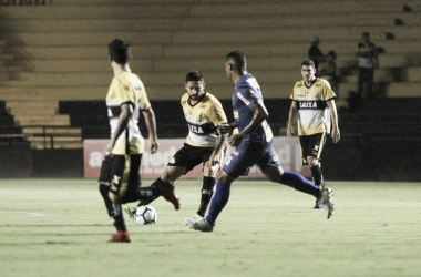 Criciúma perde nos pênaltis e Cianorte será adversário doInter na Copa do Brasil