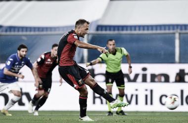 Genoa vence Sampdoria no derby della Lanterna e se afasta do rebaixamento