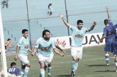 Los 'celestes' han sumado su segunda victoria en el Torneo Clausura (Foto: Facebook de Sporting Cristal)