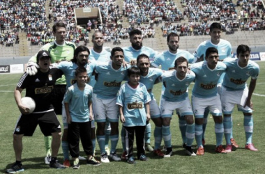 En la ida, Da Silva marcó el 3-1 final. (Foto americatv.com.pe)