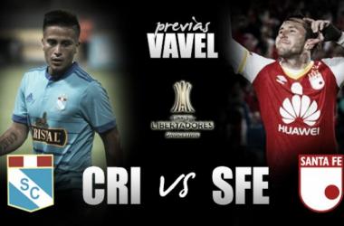 Previa Sporting Cristal - Santa Fe: ¿quien conseguirá aferrarse al respirador artificial?