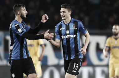 Atalanta-Juve 2-2, le pagelle degli orobici: Gomez indemoniato, Caldara extra-lusso