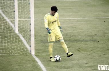 Cristian Álvarez ha sido uno de los mejores porteros de LaLiga123 / Foto: Andrea Royo | VAVEL