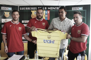 Cristian Ferlauto es designado DT de Trujillanos FC / Foto: Prensa Trujillanos FC