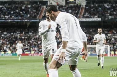 Cristiano Ronaldo,delantero centro