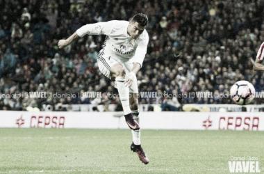 Cristiano Ronaldo. | @realmadrid, Twitter.