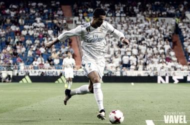 Cristiano se centrará al máximo con el Real Madrid para el derbi