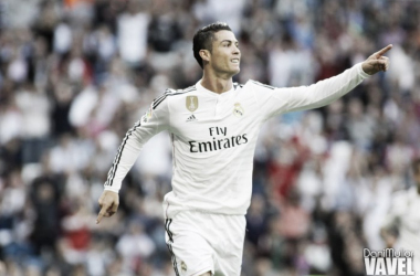 Cristiano Ronaldo, máximo asistente blanco en Champions
