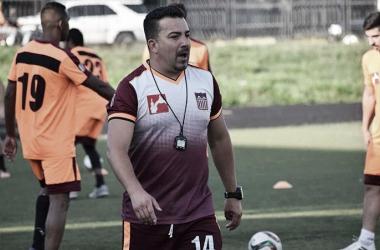 Preparador físico Cristóbal Rivas / Foto: Prensa Carabobo FC - Jhoan Ulloa