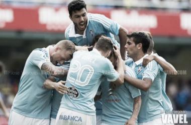 Villarreal - Celta: puntuaciones del Celta, jornada 8 de la Liga BBVA