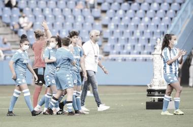 La edición femenina se decidió en penaltis