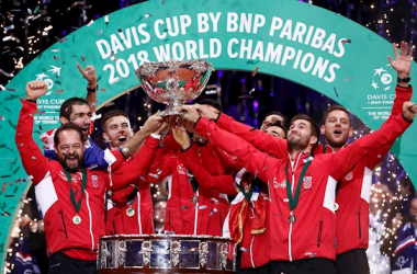 La Copa Davis, desde sus inicios hasta la última edición