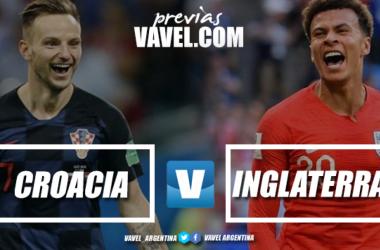 Previa Inglaterra - Croacia: en busca de la ansiada final | Foto: VAVEL