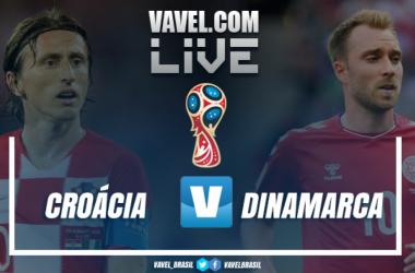 Resultado Croácia x Dinamarca na Copa do Mundo 2018 (1-1[3-2])