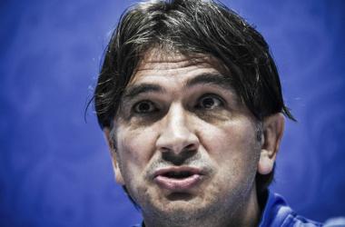 Dalic sabe que puede ser un encuentro histórico para su país (Foto: AFP)