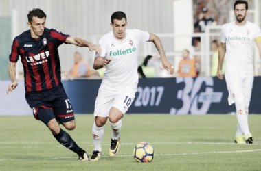 Crotone marca duas vezes em um minuto e quebra sequência positiva da Fiorentina