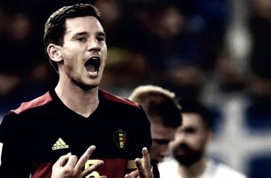 Qualificazioni Russia 2018 - Fuoco e fiamme a Sarajevo, è il Belgio a uscire vincitore dalla goleada (3-4)