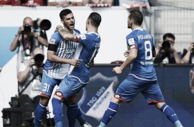 Tres puntos de oro para el Hoffenheim