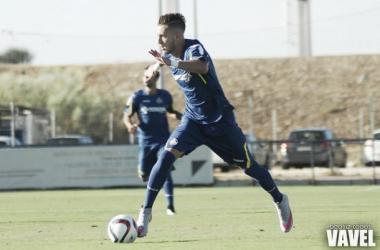 Borja Galán e Ian se reencuentran con el gol en el Cerro