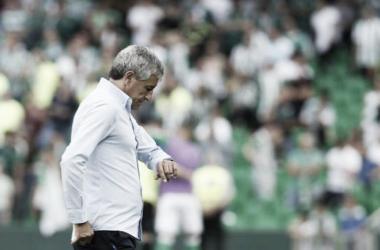 El Real Betis se atasca ante el Lille