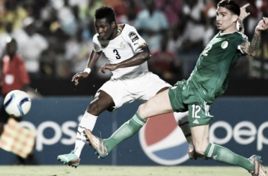 Asamoah Gyan: alma y señor de Ghana