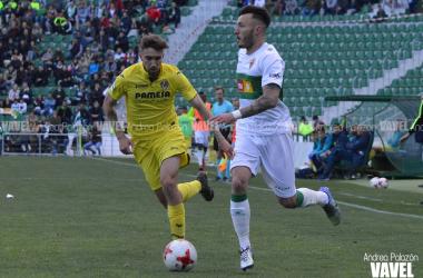 El Elche desaprovecha una oportunidad de oro ante el Villarreal B