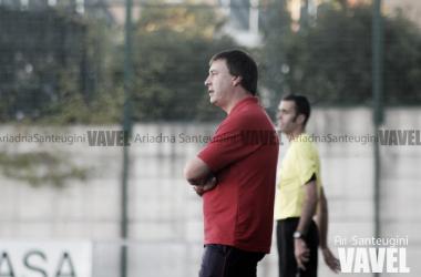 Unai Jáuregui no pudo obrar el milagro. | Foto: Ari Santeugini (VAVEL.com).