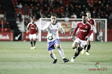 La cantera, el incondicional el Real Zaragoza