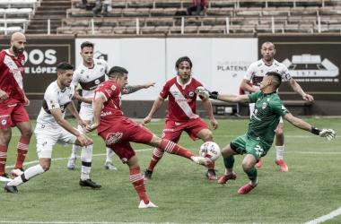 Platense 0-0 Argentinos Juniors (Foto: Argentinos Juniors)