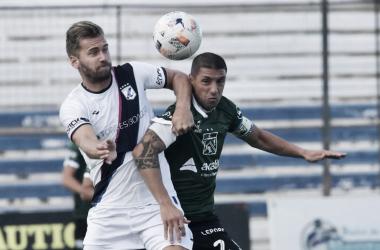 Caida 3-1 frente Guillermo Brown (Foto: Ferrocarril Oeste)