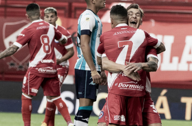 Argentinos Juniors 2-0 Racing Club (Foto: Jorge Junes)