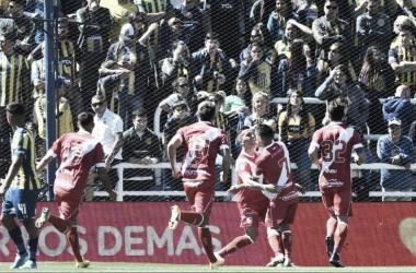 Rosario Central 0-1 Argentinos Juniors (Foto: TyC Sports)