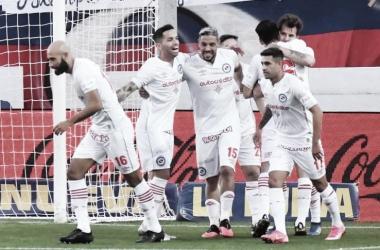 San Lorenzo 0-1 Argentinos Juniors (Foto: TyC Sports)
