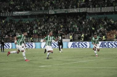 Foto: Atlético Nacional (Twitter)