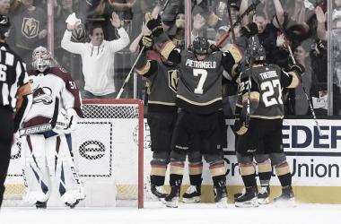 Vegas va a la antesala de la Stanley Cup Final por 3era ocasión en 4 años. NHL.com.