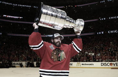 Corey Crawford anuncia su retirada de la NHL