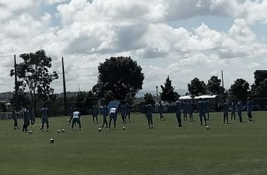 Equipe para o jogo deste domingo, 1º de abril, não deve sofrer grandes alterações (Foto: Gustavo Souza/VAVEL Brasil)