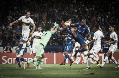 """<p class=""""MsoNormal"""" style=""""text-align:justify"""">Foto: Vinnicius Silva/Cruzeiro<o:p></o:p></p>"""