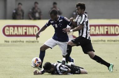 Resultado Tupi x Cruzeiro pelo Campeonato Mineiro 2017 (0-4)