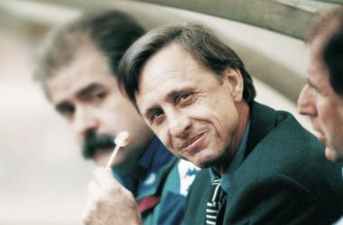 Johan Cruyff, en la memoria del fútbol