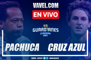 Goles y resumen del Pachuca 0-0 Cruz Azul en Semifinal (Ida) Liga MX 2021
