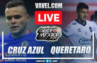 Cruz Azul vs Querétaro LIVE: Score Updates (0-0)